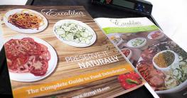 Excalibur 4948CDFB recepten